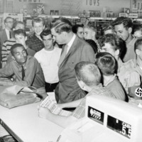 Bravery at Arlington Virginia Lunch Counter